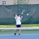 Bishop Moore Boys' and Girls' Tennis Defeats Orangewood