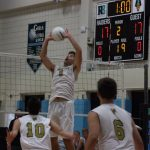Boys' Volleyball Goes 2-3 at the Ransom Everglades Volleyball Tournament