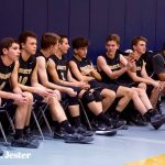 Bishop Moore Catholic High School Boys Varsity Volleyball beat Ocoee High School 3-0