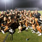 Girls' Lacrosse beat Newsome High School 19-8 to advance to State Semi Finals