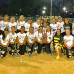 Softball Wins District Championship!