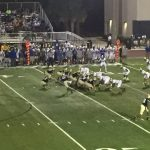 Football Team Comes Up Short Against Osceola in the Spring Game