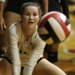 Girls' Volleyball Sweeps Boone