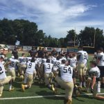 Hornet Football Pulls Off a Huge Last-Second Win Over Lake Brantley
