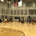 Girls' Volleyball Takes Down Local Powerhouse TFA