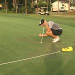 JV Boys' Golf Rolls Over Lake Mary Prep