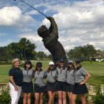Girls' Golf Falls to Dr. Phillips