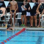 Hornet Swim Teams Take 3rd and 4th at the Catholic Invitational Swim Meet
