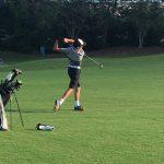 Boys' Varsity Golf Finishes the Regular Season on a Win