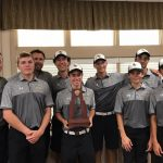 Boys' Golf Brings Home District Title