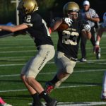Freshman Football Overcomes Orangewood Christian