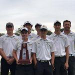 Boys' Golf Brings Home Regional Championship