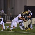 BMC Football Pounces on the Eustis Panthers