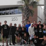 Hornet Swimmers Come Up Big at Regionals