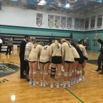 Girls' Volleyball is Crowned Region Champions