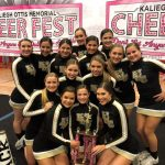 Competition Cheer Squad Crowned Grand Champion
