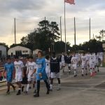 Boys' Soccer Starts the Season with 3 Wins