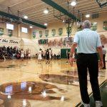 Freshman Boys' Basketball Loses in Overtime