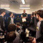 Boys Basketball Defeats Foundation Academy
