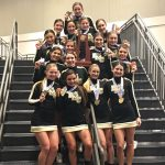 Competition Cheer – STATE CHAMPS