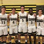 Boys Basketball Stings Cypress Creek in OT on Senior Night