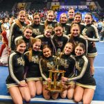 Competition Cheer Finishes 8th at Nationals