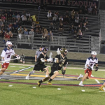 Boys' Varsity Lacrosse Drops Its First Game of the Season