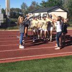 Girls Varsity Lacrosse beats The Benjamin School 9-3
