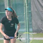 Hornets Girls' Tennis Team Rolls, Boys' Team Holds on for victories over Winter Springs