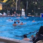 Water Polo Teams Split With Lake Mary