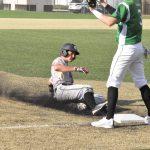 Baseball Rolls Over Atlantic in District Semi