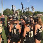 Girls Lacrosse Chops Down Oak Hall