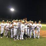 Hornet Baseball – District Champions!