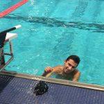 Boys Varsity Swimming falls to Olympia 192 – 106