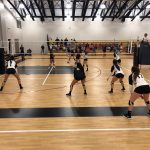 Girls Varsity Volleyball Defeats South Fork 2 – 0