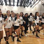 Girls Varsity Volleyball Takes Down Bishop Verot Catholic 2 – 0
