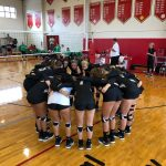 Girls Varsity Volleyball loses to Fort Myers 0 – 2