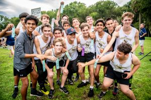 2018 Cross Country at Winter Springs Invitational at Central Winds Park