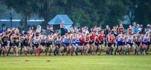 Cross Country at Florida Horse Park in Ocala, FL
