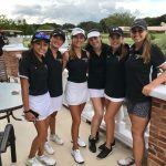 Girls Varsity Golf beats Lake Highland Preparatory School 104 – 117