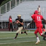 Boys Freshman Football falls to Edgewater 33 – 2