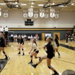 Girls Junior Varsity Volleyball falls to Trinity Catholic 2 – 1