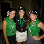 Girls Varsity Golf Finishes 2nd at the Viera Invite