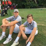 Boys Junior Varsity Golf falls to Lake Mary 177 – 184