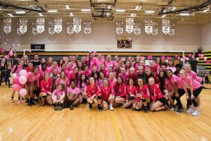 Dig Pink Girls Volleyball – 2018