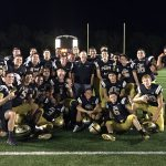 Boys Varsity Football beats Centennial 42 – 13