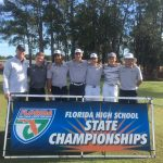 Boys Varsity Golf finishes 5th place at State Tournament