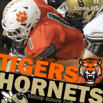 Varsity Football travels to Jones for Regional Quarterfinal Friday, Nov. 9th at 7:30pm