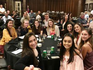 Girls Golf Banquet 2018