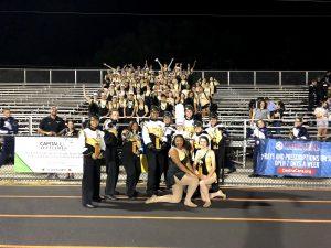 Black & Gold Brigade